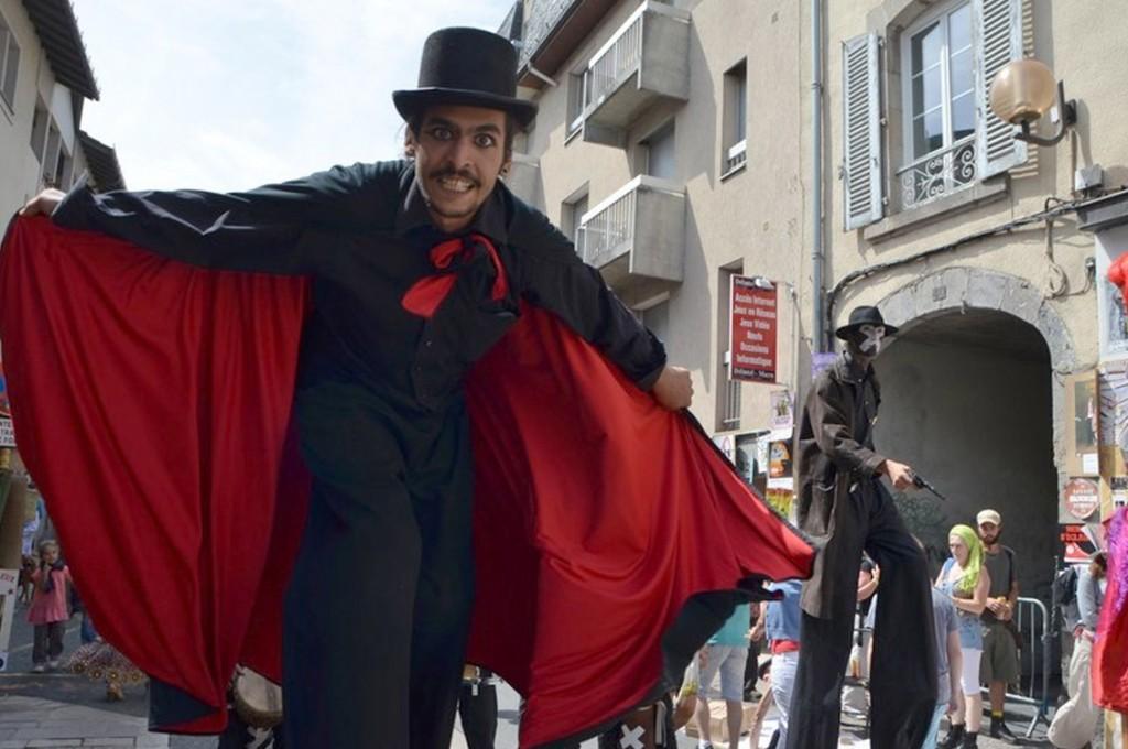 Festival d'Aurillac 2015