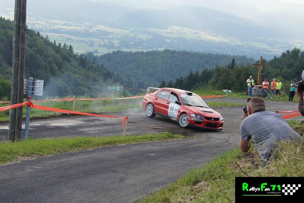 Rallye de la Fourme d'Ambert
